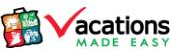 Vacations Made Easy store logo