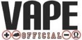 Vape Official store logo