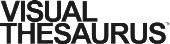 Visual Thesaurus store logo
