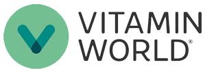 Vitamin World store logo