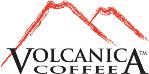 Volcanica Coffee store logo