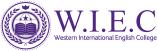 W.I.E.C. store logo