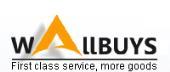 Wallbuys store logo