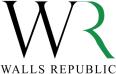Walls Republic store logo