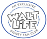Walt Life store logo