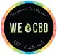 We R CBD store logo