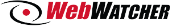 WebWatcher store logo