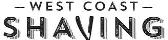 West Coast Shaving store logo