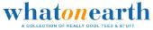 WhatOnEarth store logo
