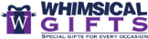 Whimsical Gifts store logo