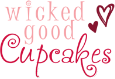 Wicked Good Cupcakes store logo