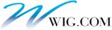 Wig.com store logo