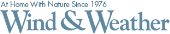 Wind and Weather store logo