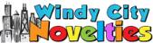 Windy City Novelties store logo