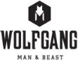 Wolfgang Man & Beast store logo