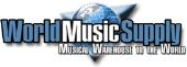 World Music Supply store logo
