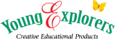 Young Explorers store logo