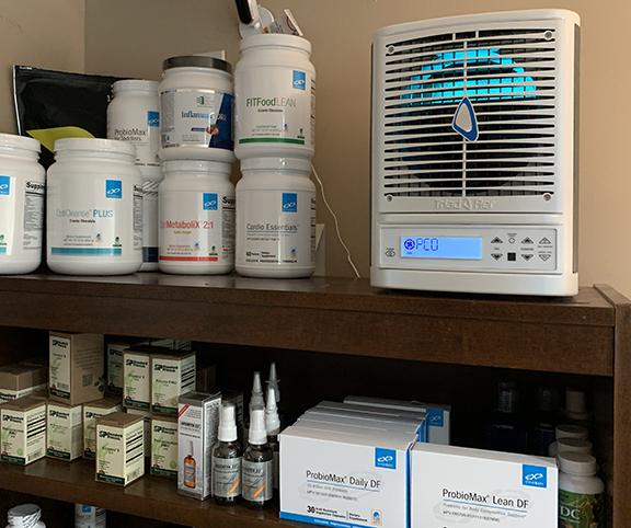 TRIAD AER AIR PURIFICATION SYSTEM
