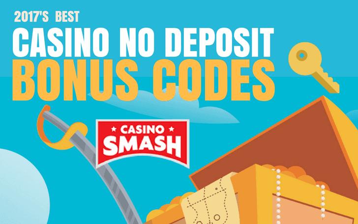 Best Instant Play No Deposit Casino Bonus Codes of 2018