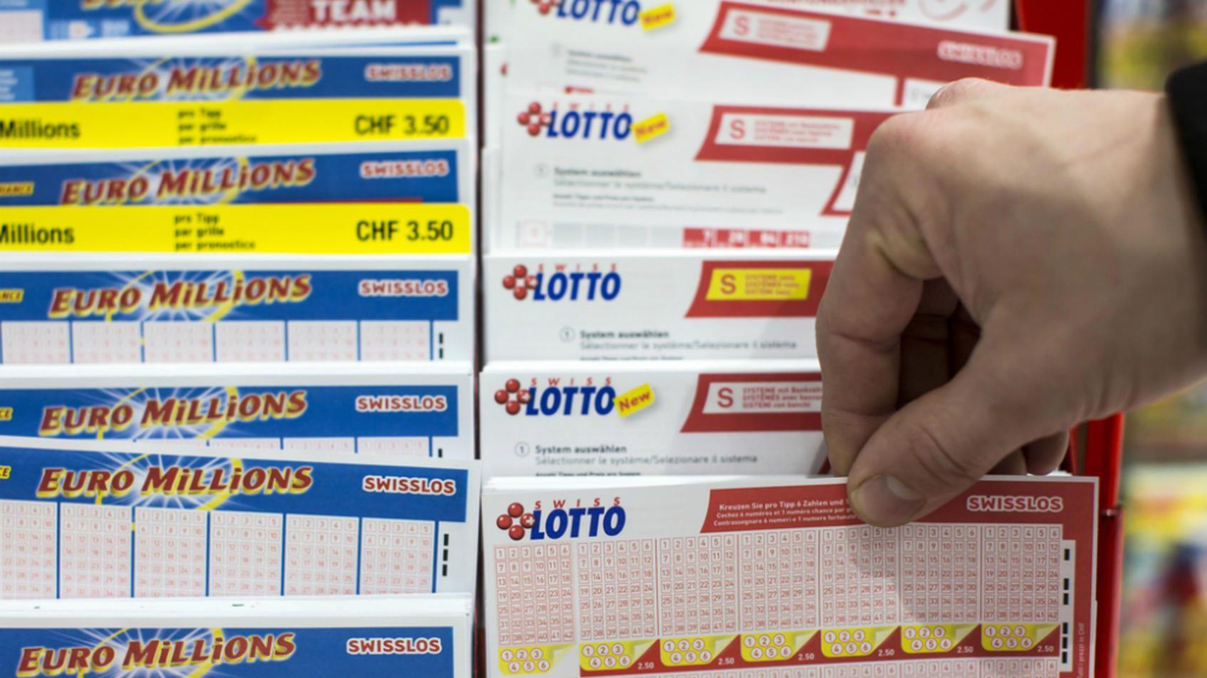 Darum wird die Schweizer Lotto-Ziehung nicht live