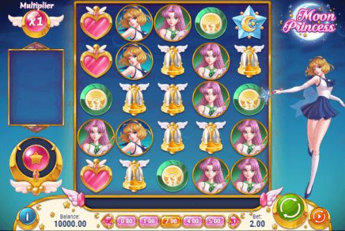 Moon Princess von Play 'n Go: Test + kostenlose Demo