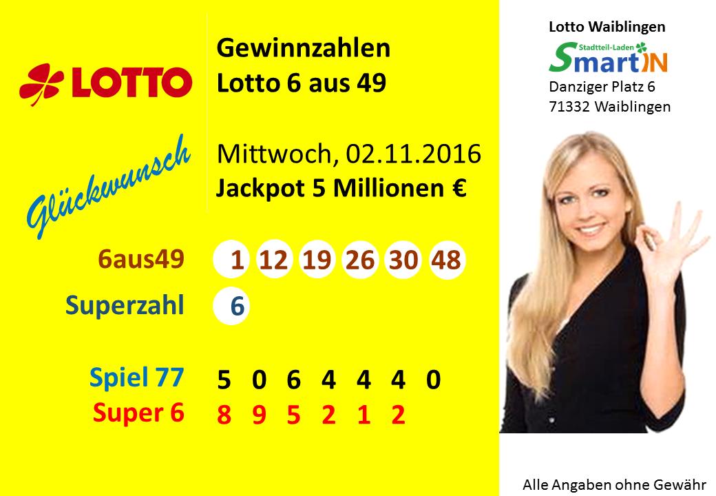 Lotto Am Samstag Abgabe