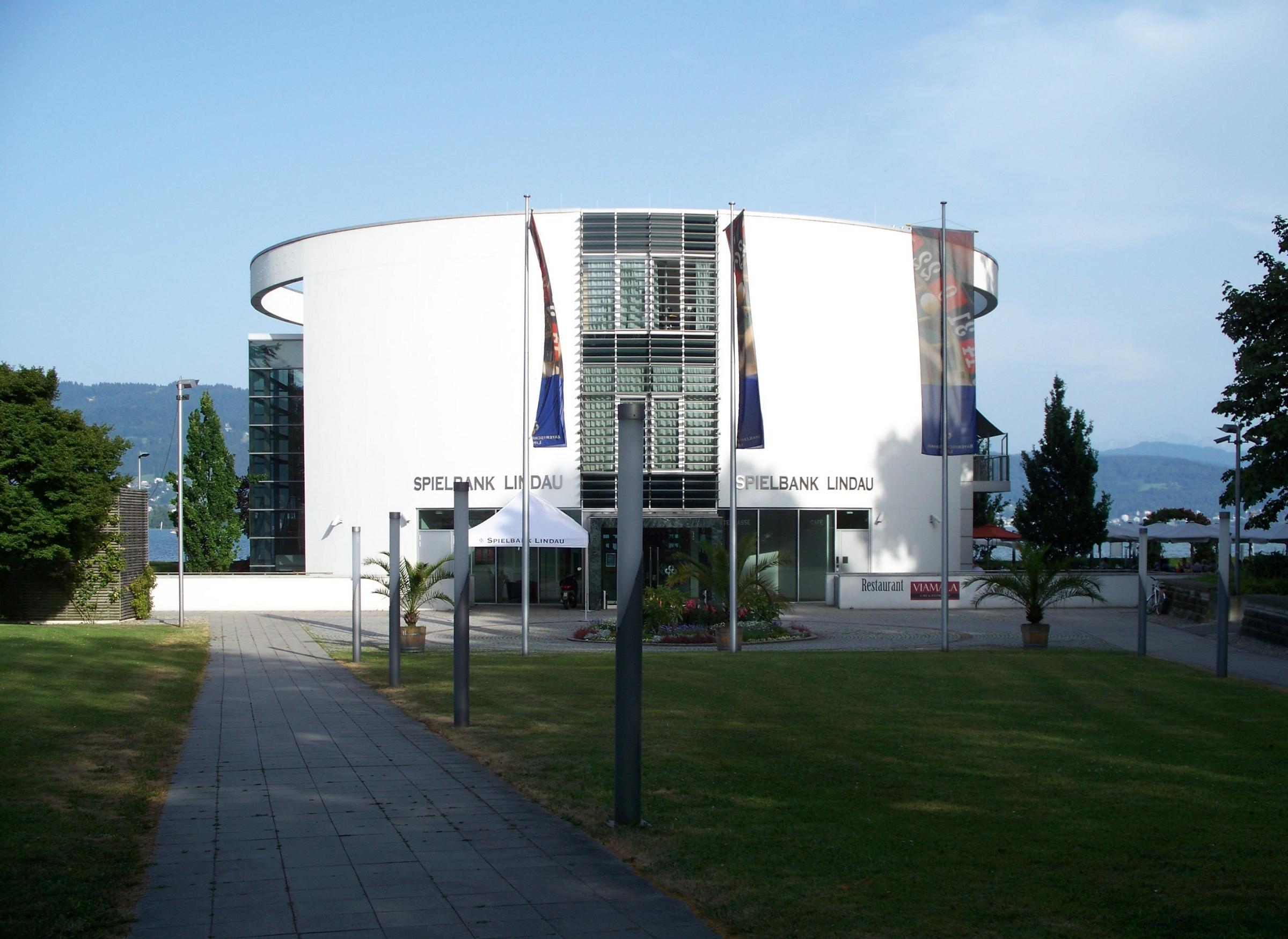 Spielbank Lindau an der deutschen Riviera