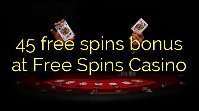 Casino: 77 Free Spins No Deposit! - New Free Spins No Deposit