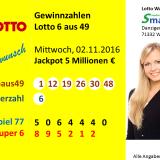 🥇🥈🥉 Lottozahlen Samstag 6 Aus 49 [2019] 🤑