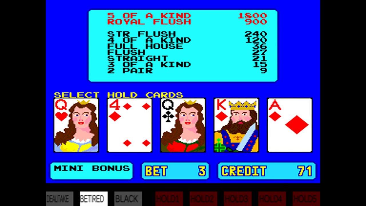 American Poker 2 Kostenlos spielen Online ohne Anmeldung