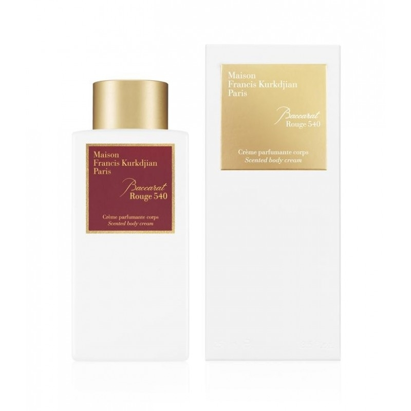 Baccarat Rouge 540 Scented Body Cream - Maison Francis