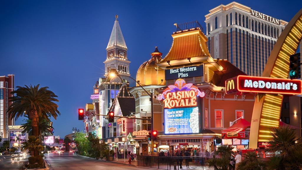 Best Western Plus Casino Royale Hotel & Casino resort fee