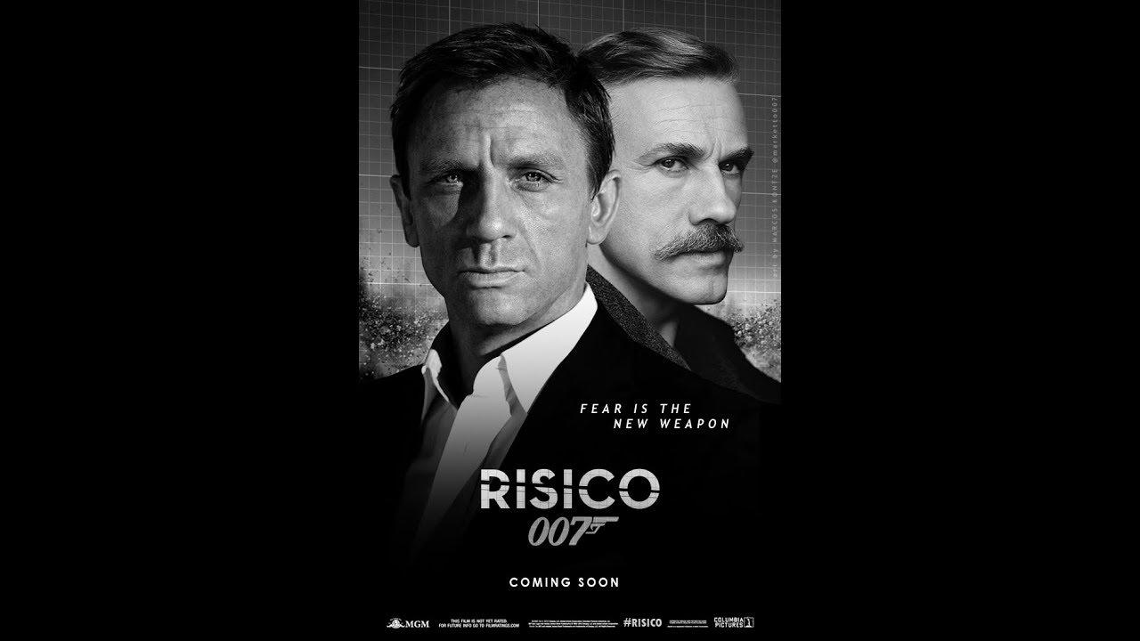 BOND 25 : RISICO - Teaser Trailer (2018) - Full Movie