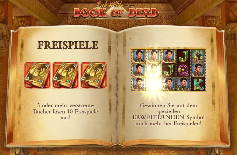 Book of Dead Casino - Jetzt bei Lapalingo Book of Dead mit
