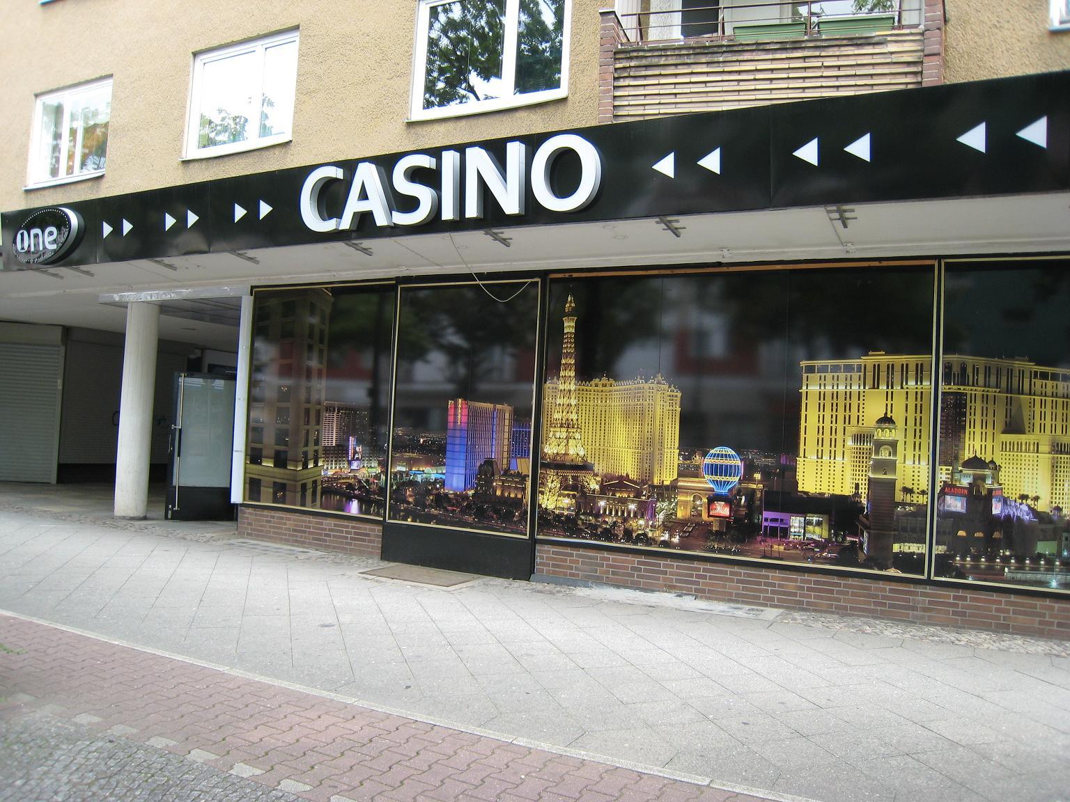 California Spielothek Casino, Prinzenallee 85, Berlin