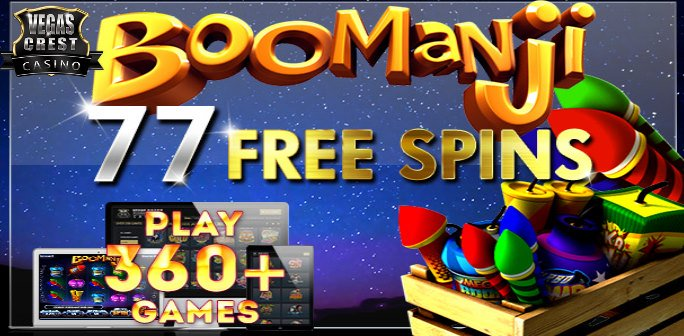 Casino: 77 Free Spins No Deposit! - New Free Spins No Deposit