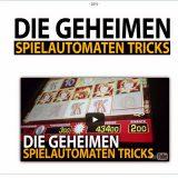 🥇🥈🥉 Geheime Spielautomaten Tricks 2018 [2019] 🤑