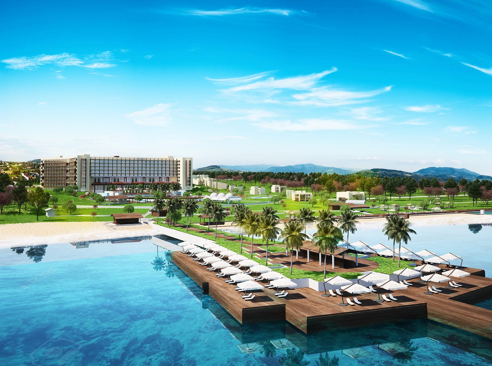 Concorde Luxury Resort & Casino & Convention & SPA Cyprus