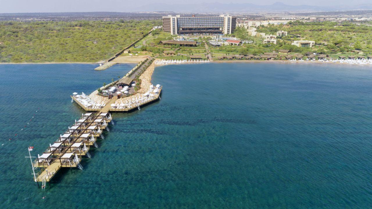 Concorde Luxury Resort & Casino (Bafra) • HolidayCheck