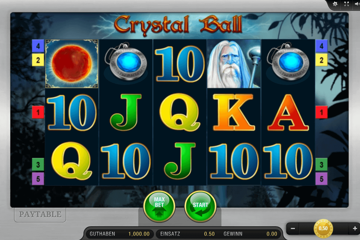 Crystal Ball Spielautomat 螺 Kostenlos Spielen Online von