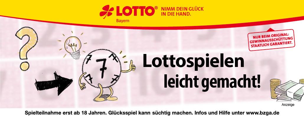 Der LOTTO Mittwoch: Lottospielen leicht gemacht! | ANTENNE