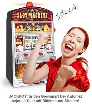 Einarmiger Bandit XXL – Riesen Casino Slot Machine