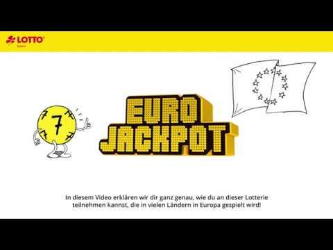 Einfach erklärt: Eurojackpot spielen auf lotto-bayern.de