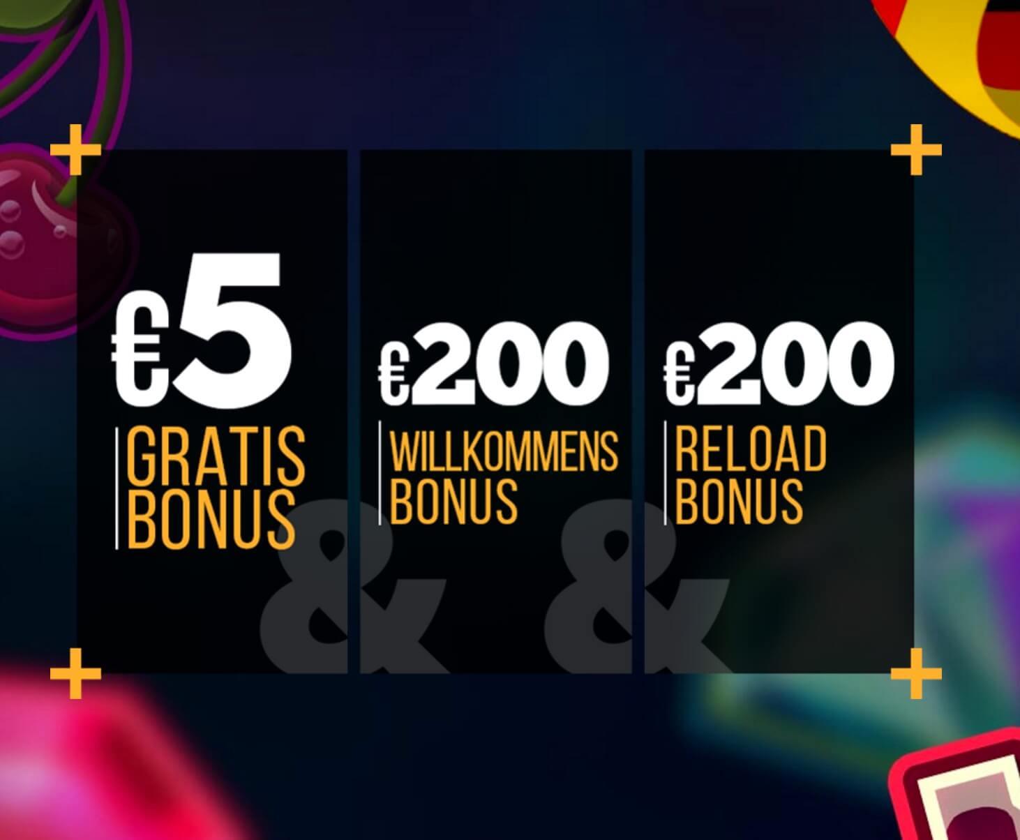 Energy Casino Bonus Code - 5€ gratis im Mai 2019