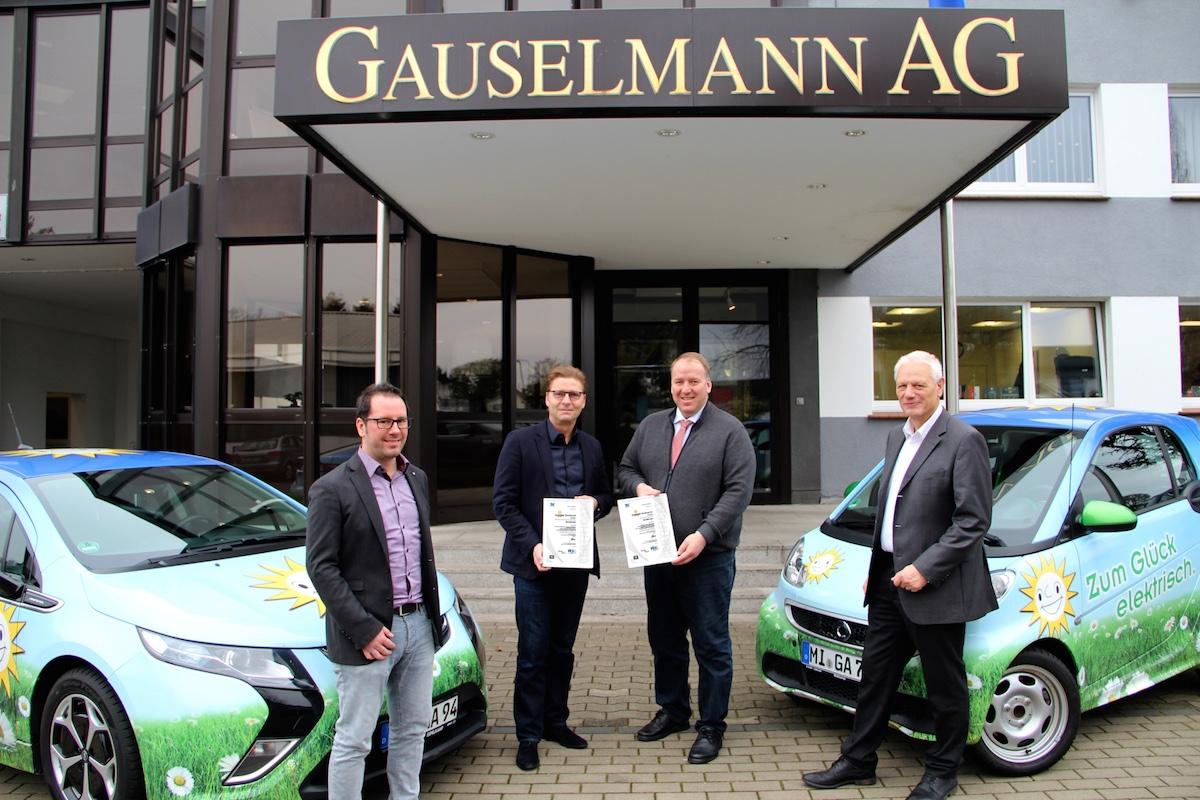 Erfolgreiches Energiemanagementsystem der Gauselmann