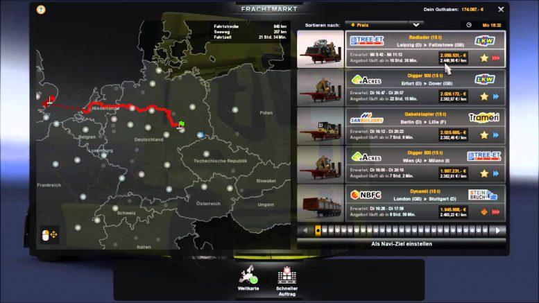 🥇🥈🥉 Geld Machen Euro Truck Simulator 2 [2019] 🤑