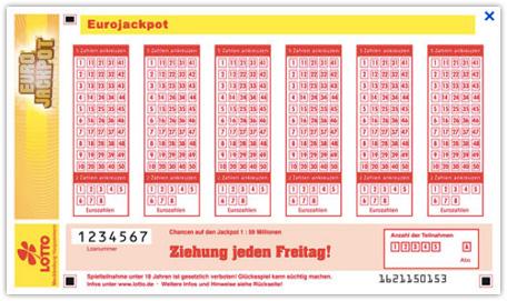 Eurojackpot-Tipps - Alles über den Eurojackpot