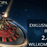 🥇🥈🥉 Online Casino Europa Bonus Ohne Einzahlung [2019] 🤑