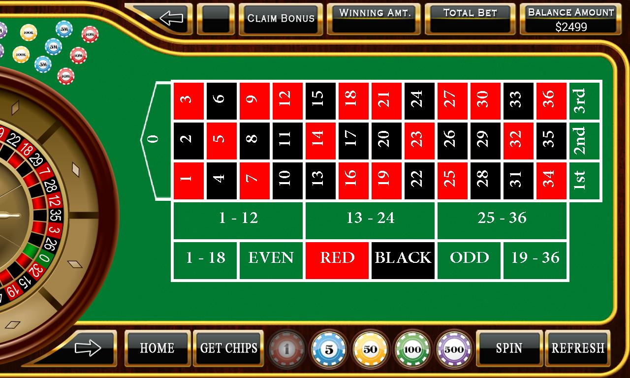 Fibonacci Roulette Systems - Rouletteplanet.com