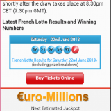 🥇🥈🥉 French Lotto Code Results [2019] 🤑